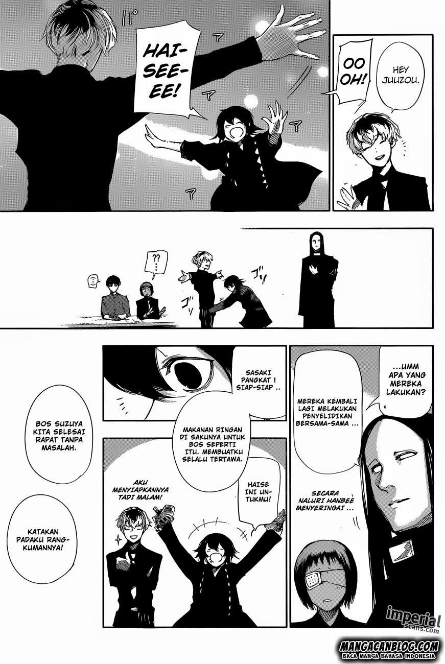 Komik tokyo ghoul re 011 - Harga dari menunggu 12 Indonesia tokyo ghoul re 011 - Harga dari menunggu Terbaru 5|Baca Manga Komik Indonesia