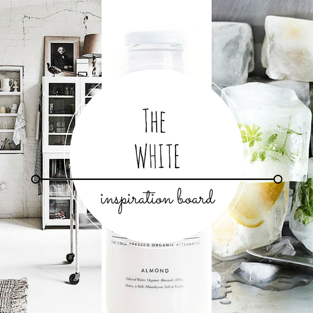 WHITE • WEEKLY COLOR INSPIRATION • THE ROUND BUTTON BLOG