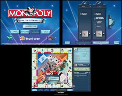 Monopoly Edición Especial 70 Aniversario