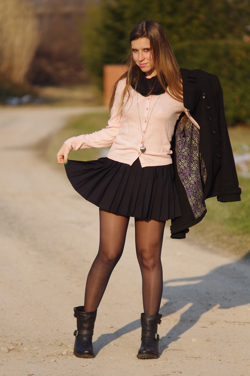 fabulous dressed blogger woman: Elenora from Italy