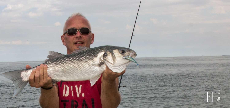 pêche sur épave en normandie