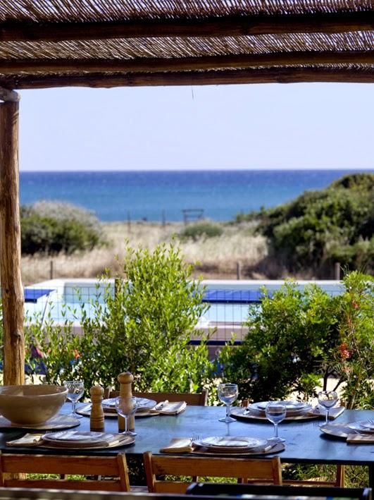 Villa Duna Grande on the coast near Capalbio