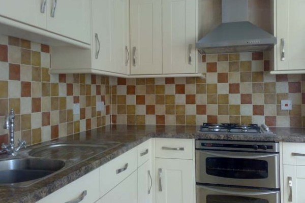 Kitchen wall tile picture - Revestimientos cocinas modernas ...