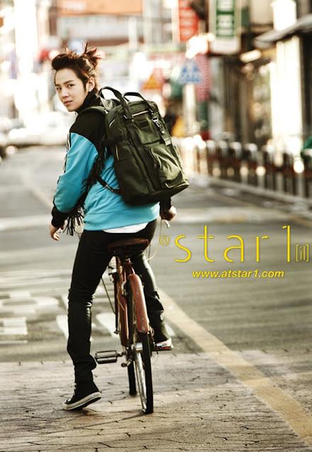 Travel Style☻Jang Geun Suk