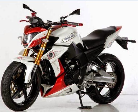 Modif Yamaha Byson 2013