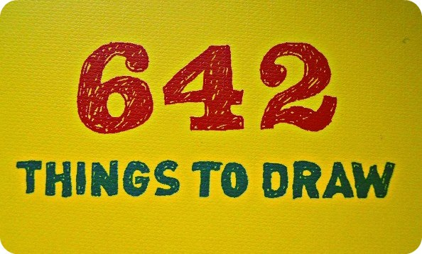 642 Things to Draw.