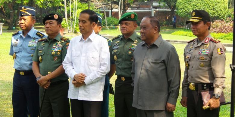 Wakil Panglima TNI Akan Kembali Dimunculkan
