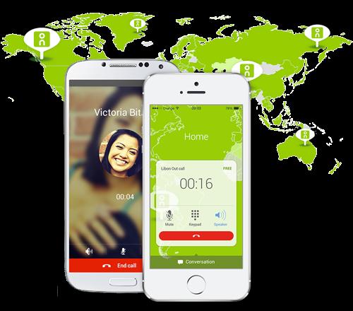 تحميل تطبيق Libon للمكالمات المجانية