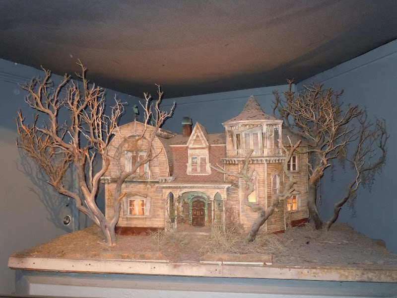 The Munsters production miniature