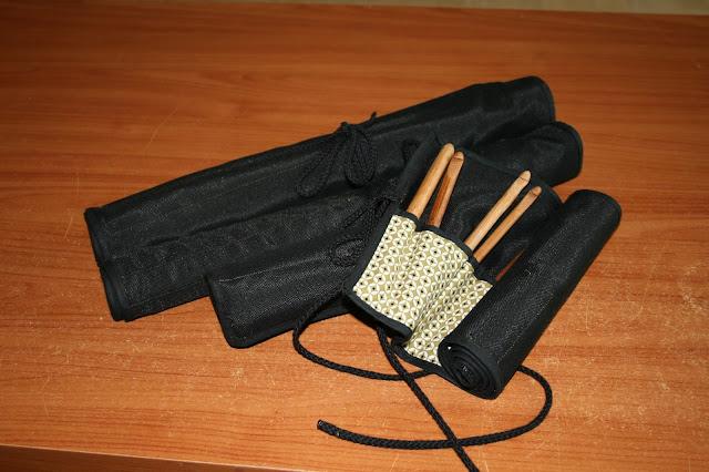 Etui til strikkepinde DIY