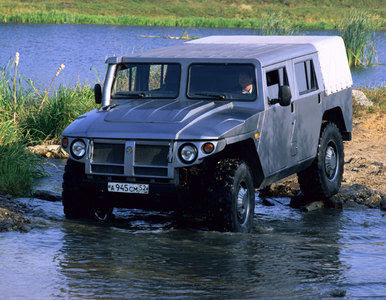 Carros Rusos