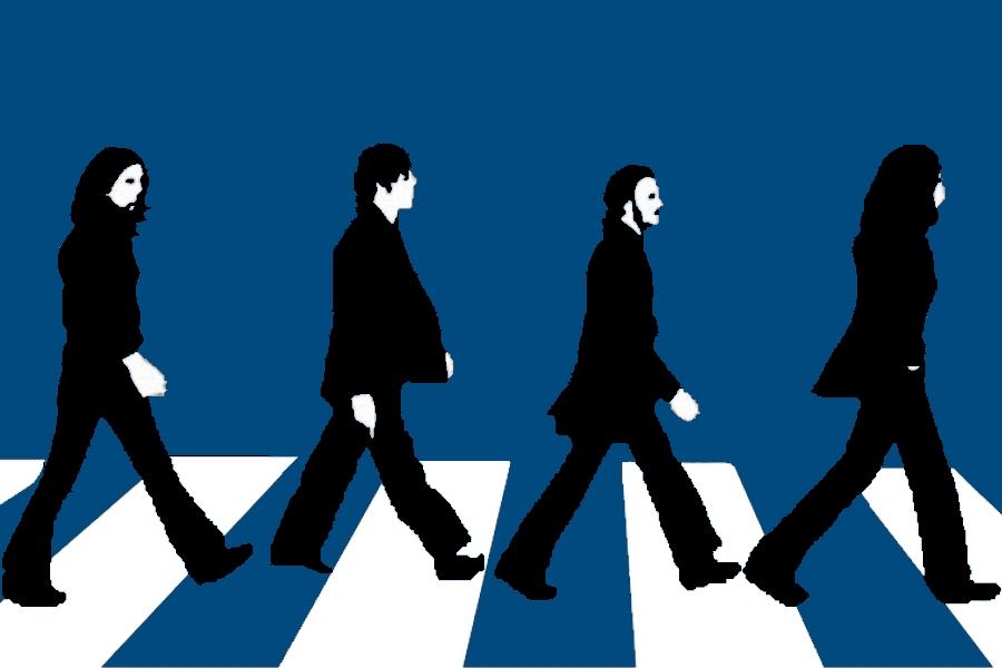 All things venus michelle all you need is love for Beatles tattoo abbey road