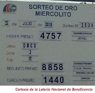 Loteria-Nacional-Miercoles-22-de-Julio-2015-Sorteo-Miercolito
