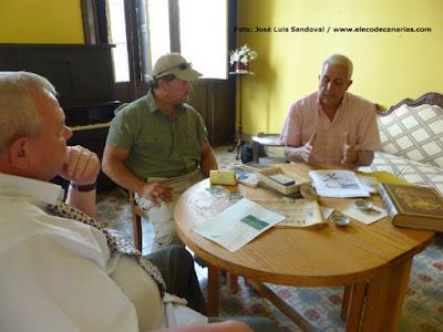 History Channel, sobre arqueología nazi en Canarias