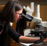 Sabrina Tirpak, Senior Lab Technician