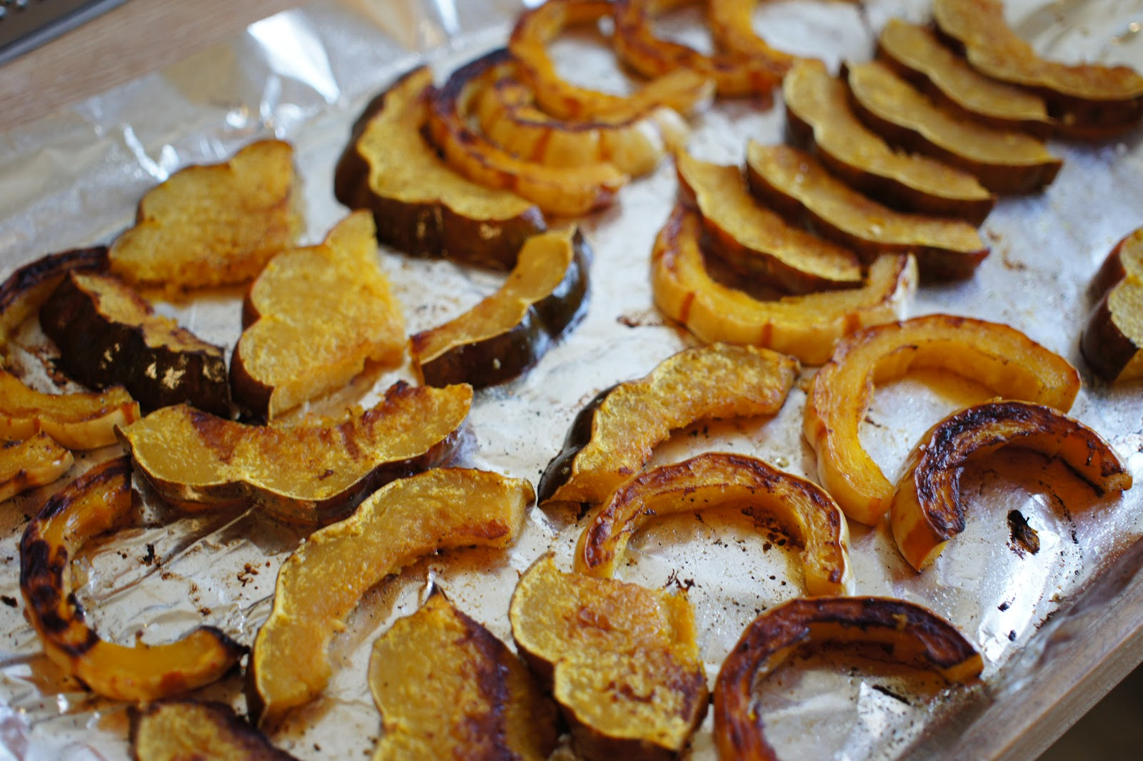 Chefette: Winter Squash with Spiced Butter/Butternut Squash with a ...
