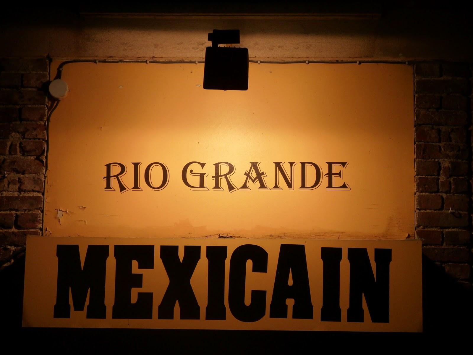 Par faim d'arômes: Restaurant mexicain à Rouen, El Rio Grande