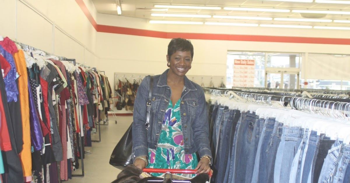 Thrift Store Shopping Clothing Brands To Look Out For
