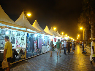 Street Fair photo in Valencia Beach - Spain