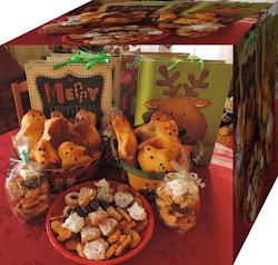 Biscuits et Brioches de Noël