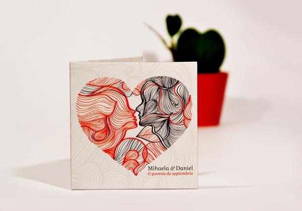 35 creative wedding invitation designs for inspiration jayce o yesta wedding invitation designs stopboris Images