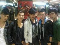 Biodata Dragon Boyz BoyBand Indonesia