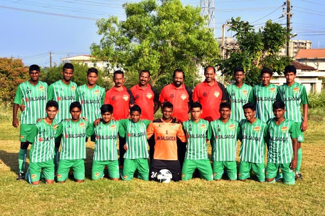 Salgaocar FC beat Dempo SC to win GFA U-18 title