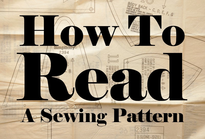 How to Read a Sewing Pattern Envelope - Oh You Crafty Gal