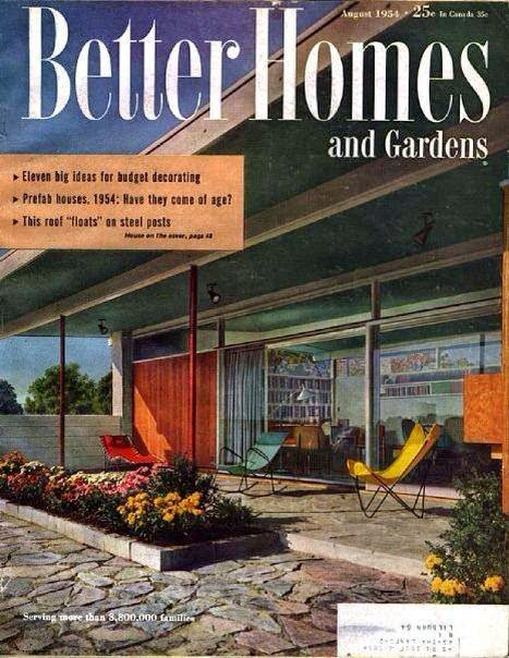 vintage better homes and gardens