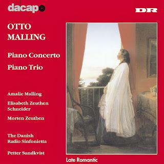 Malling, O.: Piano Concerto