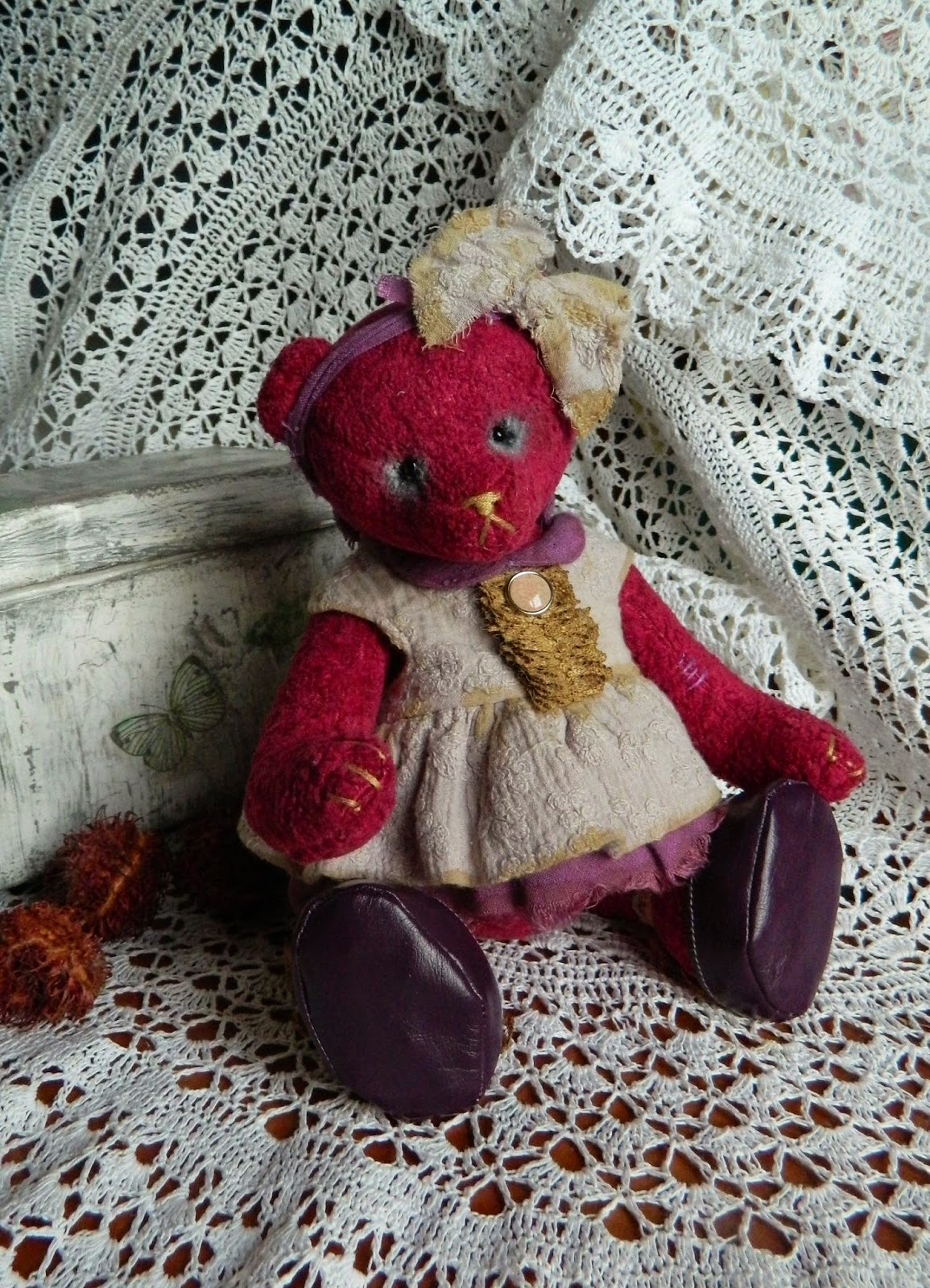 медвежонок Дарья