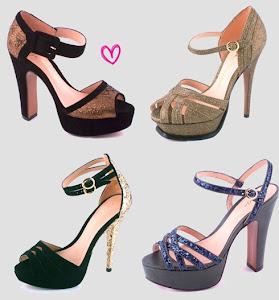 Sapatos lindos!