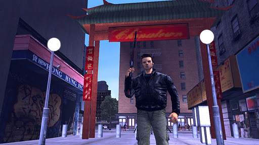 Grand Theft Auto III v 1.3 apk download full android gta
