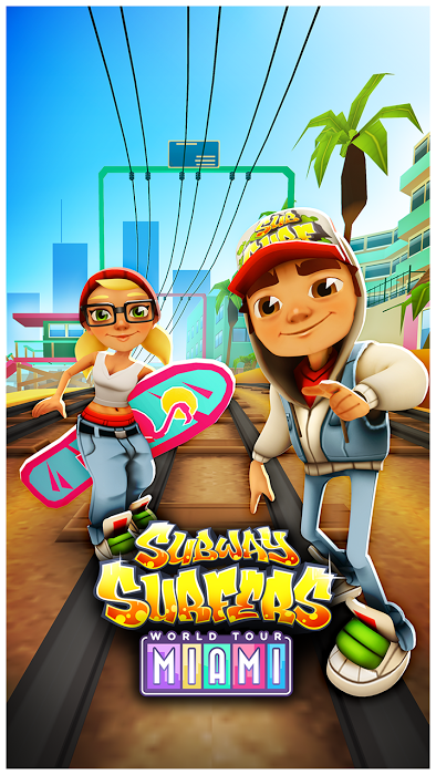 Subway Surfers World Tour Miami Android