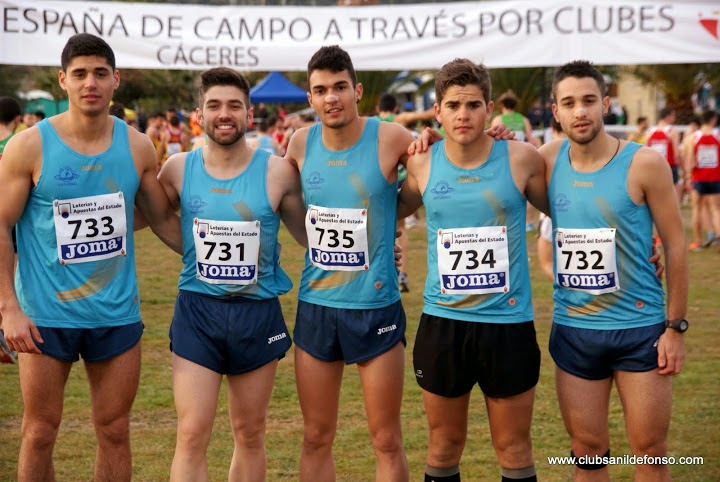 Cpto. España Cross (Cáceres 2015)