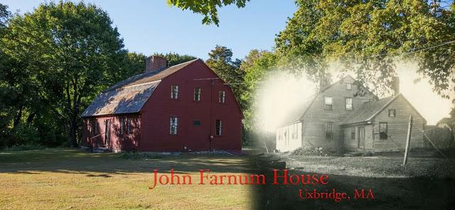 John and Mary Farnham ancestors in Swasey Family Tree