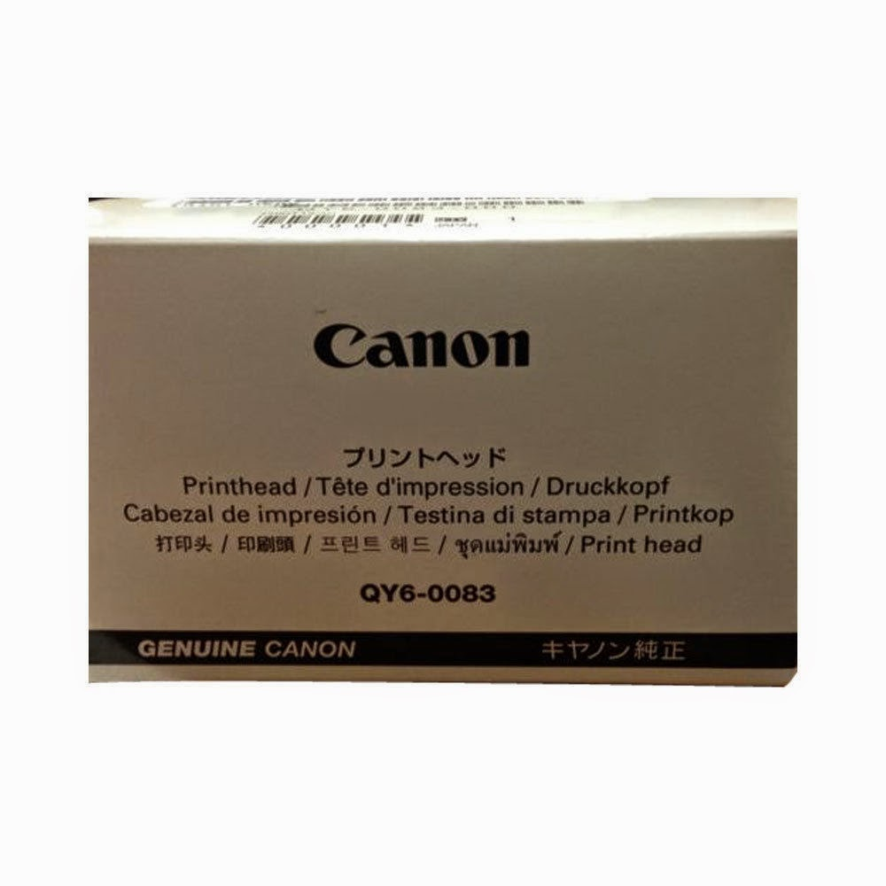 Têtes d'impression Canon QY6-0083