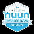 Nuunbassador for 2018