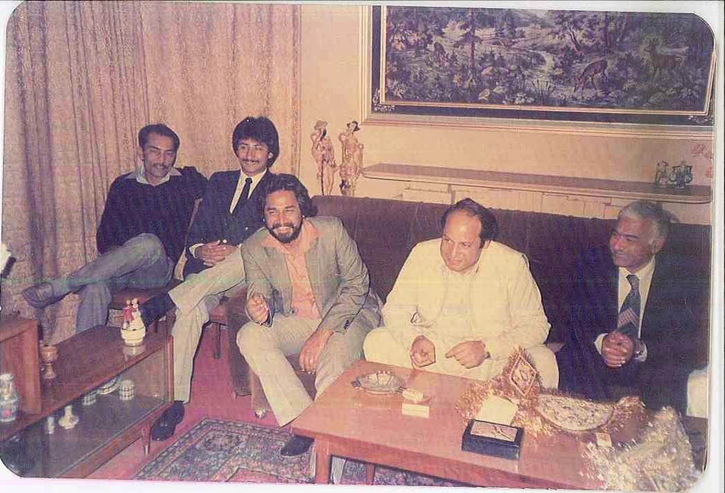 Raja Kamran Afzal -Ex MPA (Shamsabad)