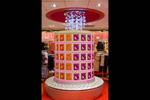 Spanx Shopfront Bloomingdale's 59th Tower