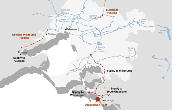 Victorias Desalination Plant