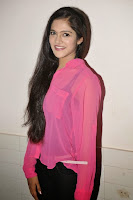 Actress Simran Choudhary Picture Gallery in Black Jeans at Hum Tum Movie Teaser Launch 0010.jpg