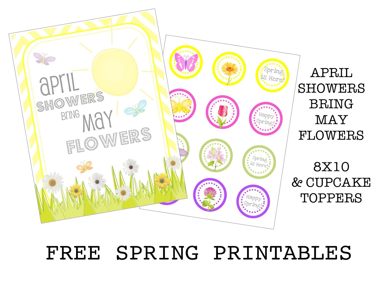 Free printable april showers bring may flowers printable creative i love spring free and printables so here is a free printable from my april showers bring may flowers party mightylinksfo
