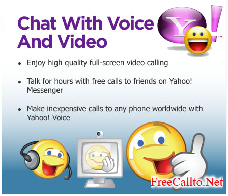 Yahoo unlimited free calls