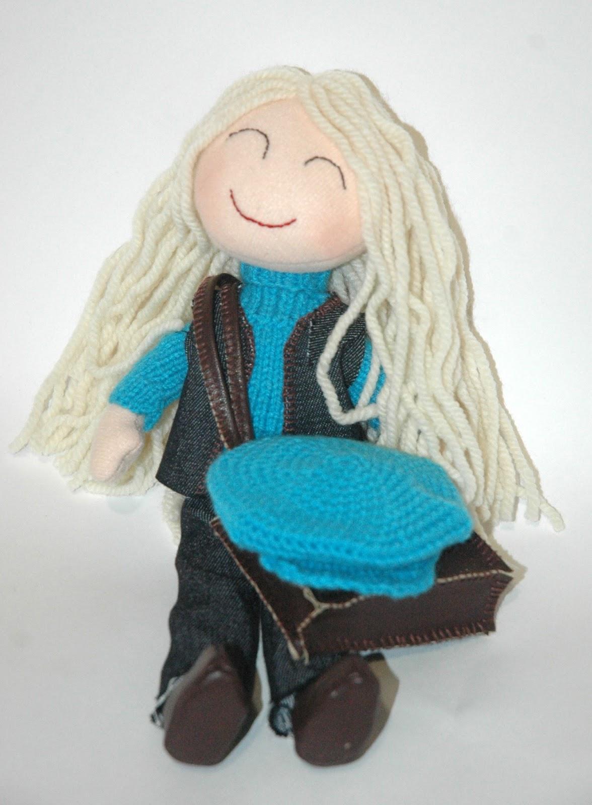 Кукла-примитив Маринка