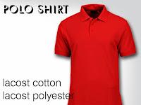kaos kerah,polo shirt