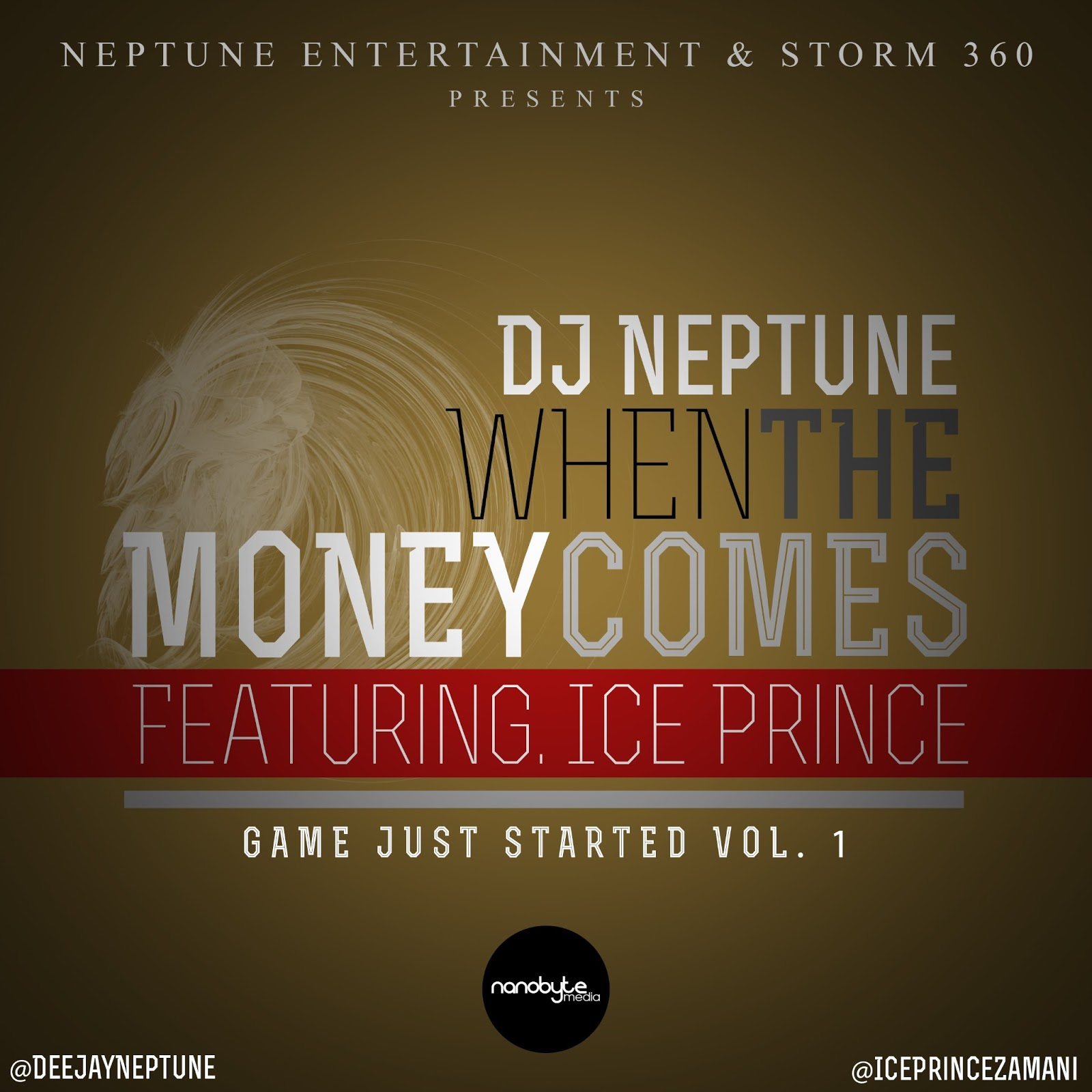 Dj Neptune ft IcePrince - When The Money Comes
