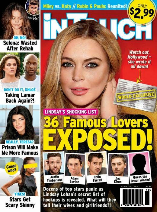 Lindsay Lohan droga
