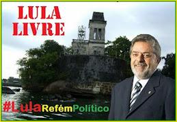 #LulaFree