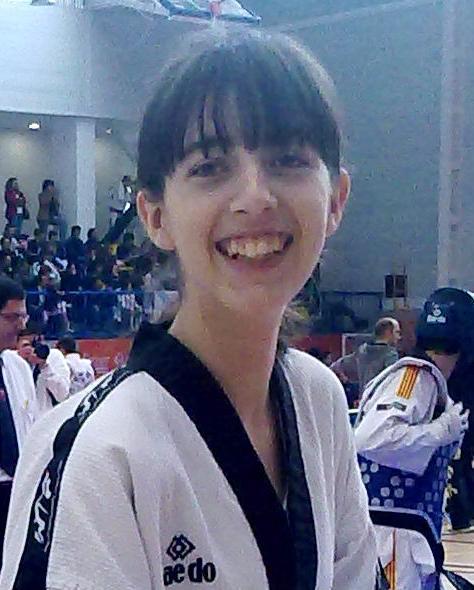 Taekwondo legan s pilar campeona del open internacional for Gimnasio leganes